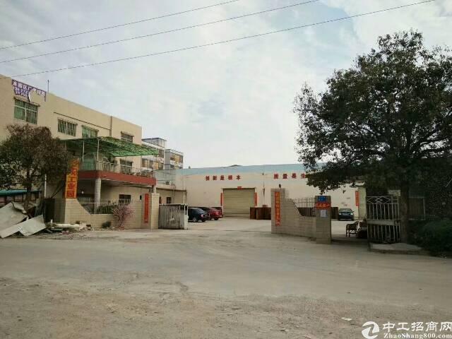 出售惠州独门独院红本厂房。适合自用与投资。