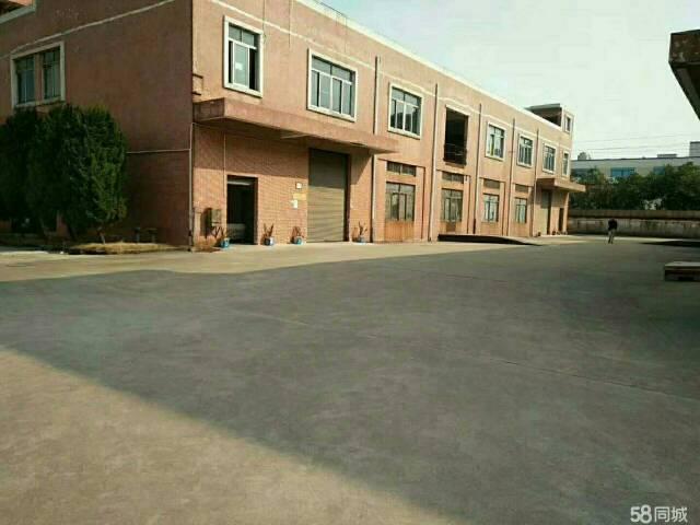 平湖华南城附近3000平方独院厂房出租
