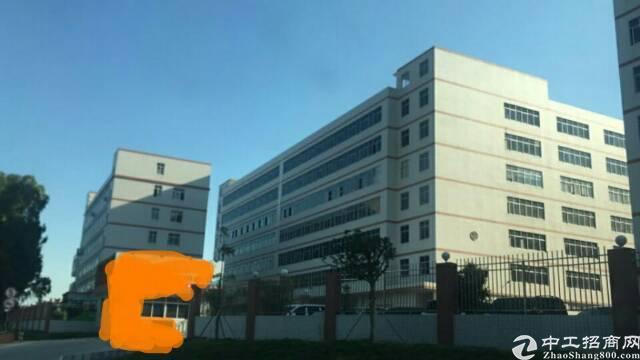 高回报临深圳独门独院整体工业区转让。适合投资与自用。