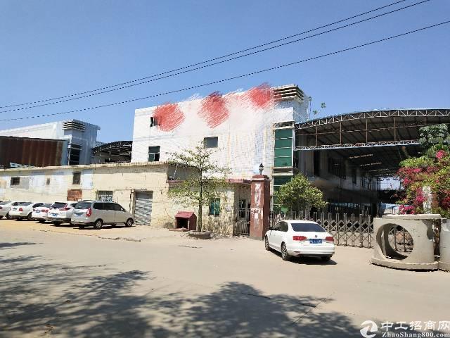 光明新区公明独院厂房6800平方招租