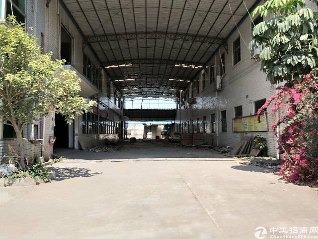 光明新区公明独院厂房6800平方招租-图2