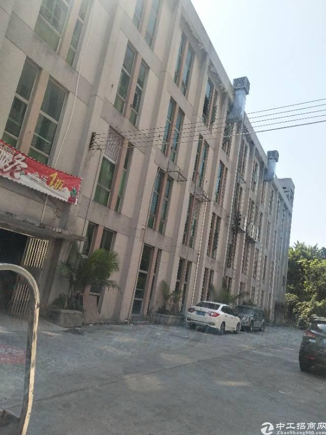 虎门龙眼工业路二楼厂房700平出租,带办公室装修,拎包生产