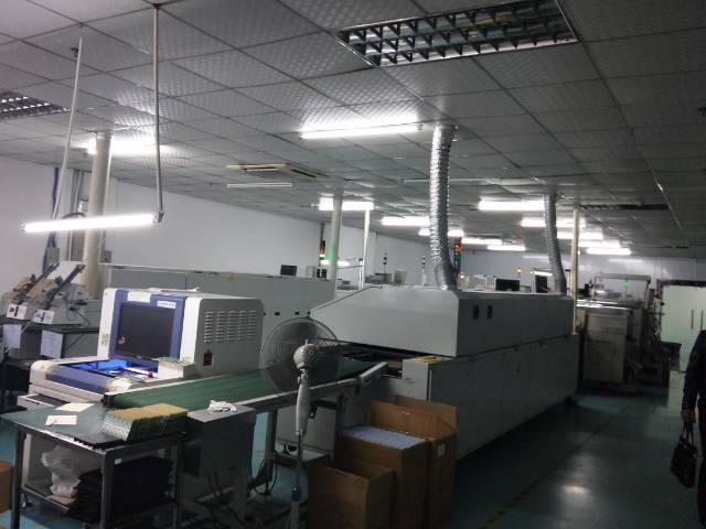 沙井芙蓉工业区一整层2700平方带装修出租