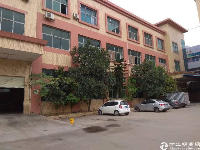 原房东分租二楼实际面积3000平方厂房出租