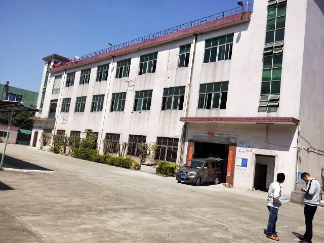 沙井共和独院厂房3600平方厂房招租带装修办公室