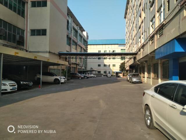 大岭山原房东独院9成新4500平一楼6米带牛角无公摊交通便利