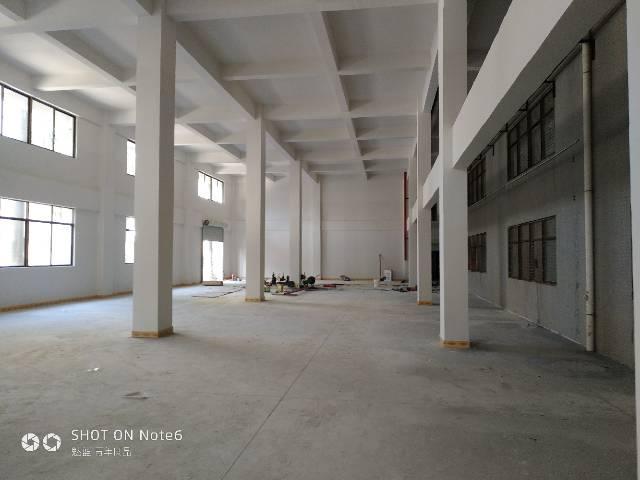 寮步镇一楼标准厂房出租