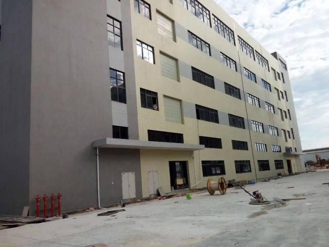 淡水全新独栋厂房1-5层19000平(可分租)