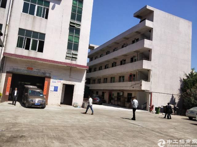 沙井共和独院厂房3600平方厂房招租带装修办公室-图3