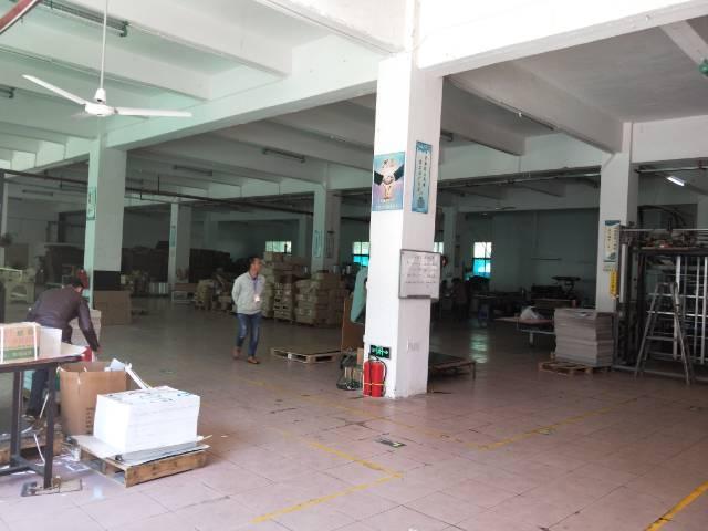 沙井共和独院厂房3600平方厂房招租带装修办公室-图2