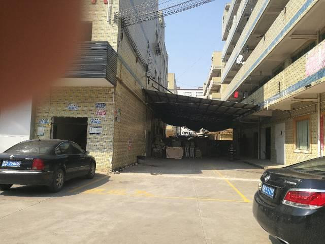 山门第三工业区一楼1500平方厂房出租高度6米