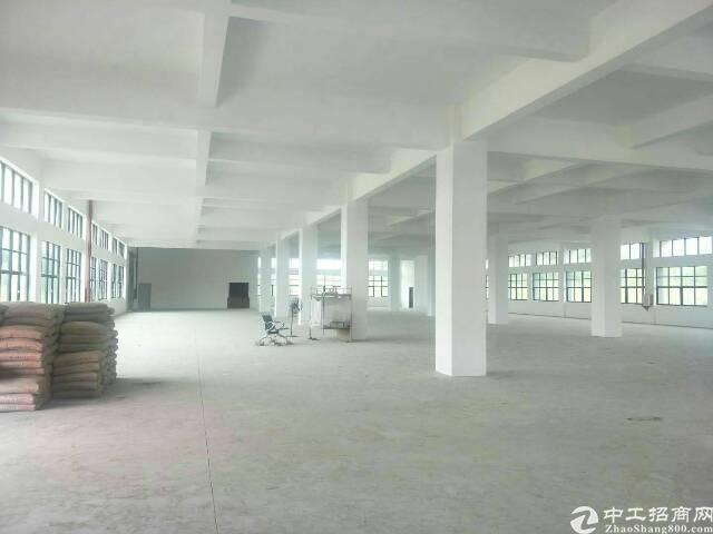 惠州陈江高速出口处楼上厂房3800平方带装修招租
