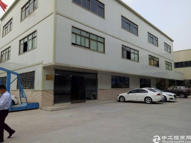 万江上甲工业区400方简装修办公室出租