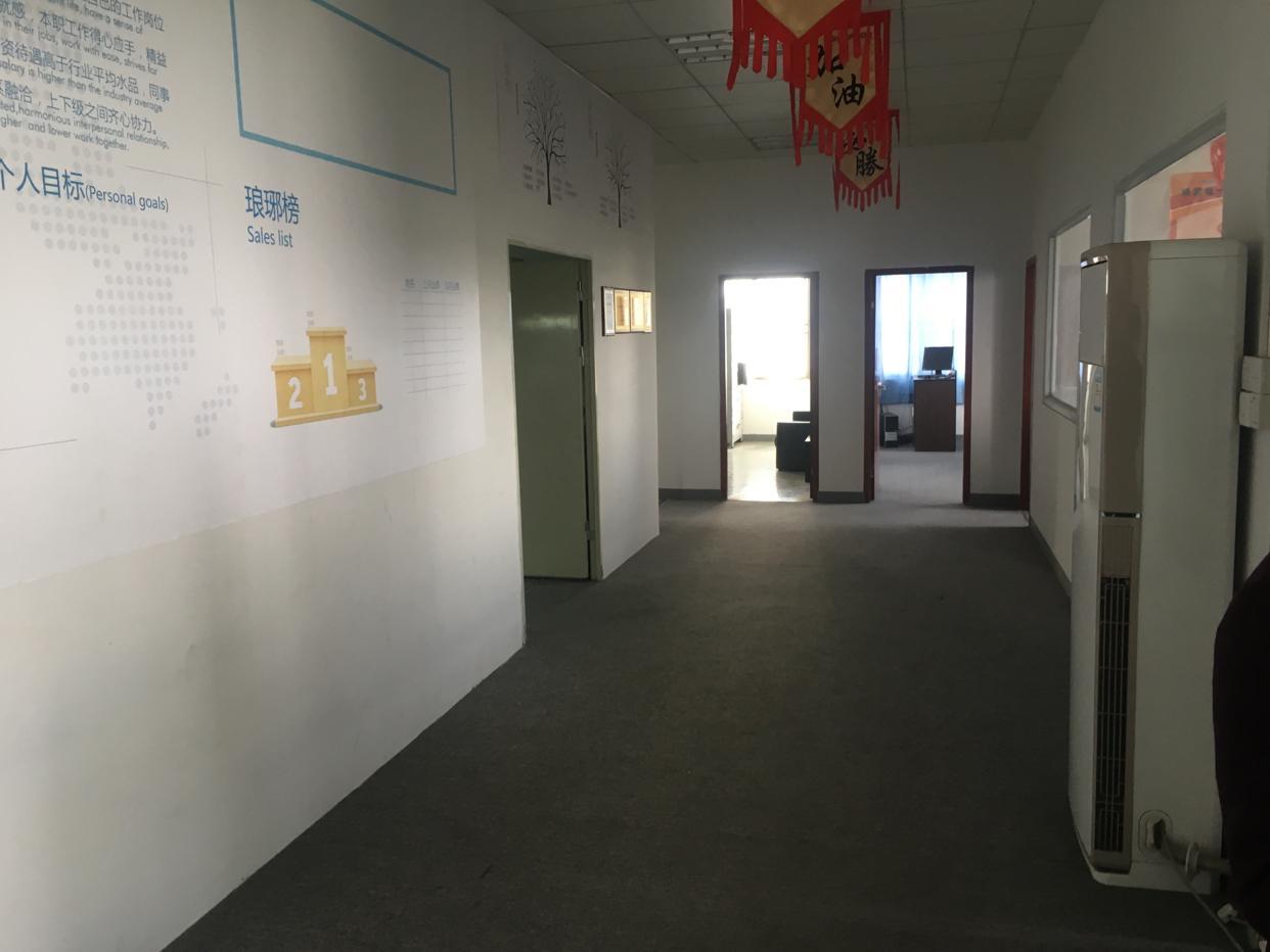 大浪商业中心新出楼上440平,带现成装修,可拎包入住,手慢无