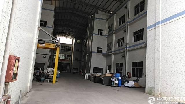公明南光高速出口处新出独门独院厂房56448平方厂房,