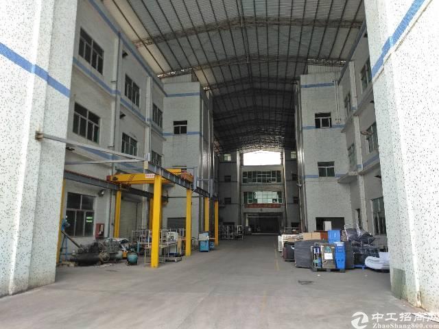 公明南光高速出口处新出独门独院厂房56448平方厂房,-图4