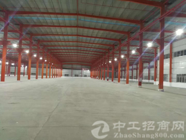 寮步镇全新独门独院原房东钢构厂房低价出租