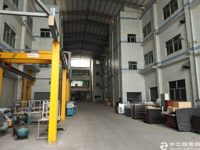公明南光高速出口处新出独门独院厂房56448平方厂房,-图2