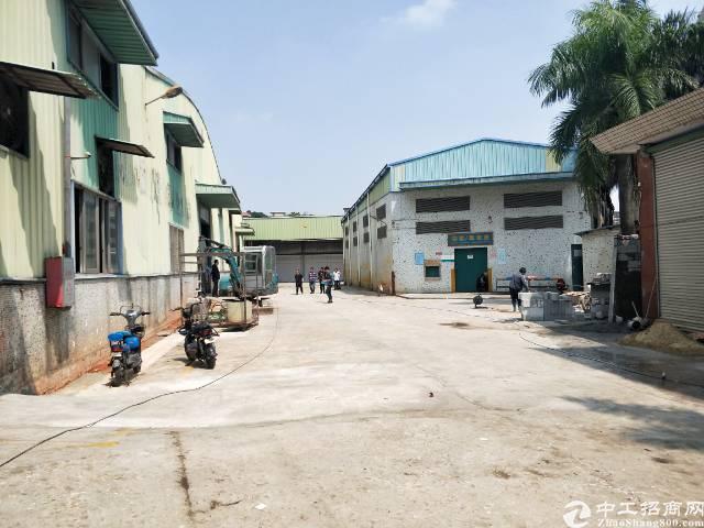 寮步单一层钢构厂房
