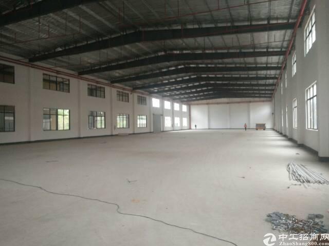 独栋钢构厂房3900平出租