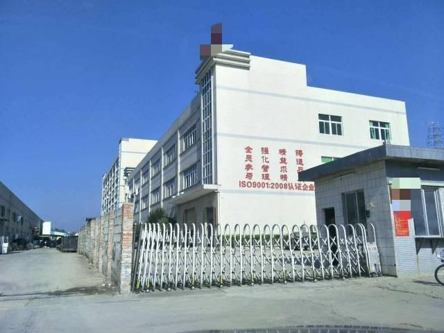 松岗红星原房东独院厂房5400平米低价出租