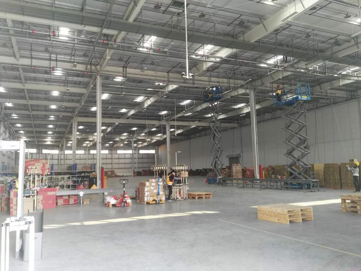 塘厦科宛城4万平方带卸货平台物流园出租