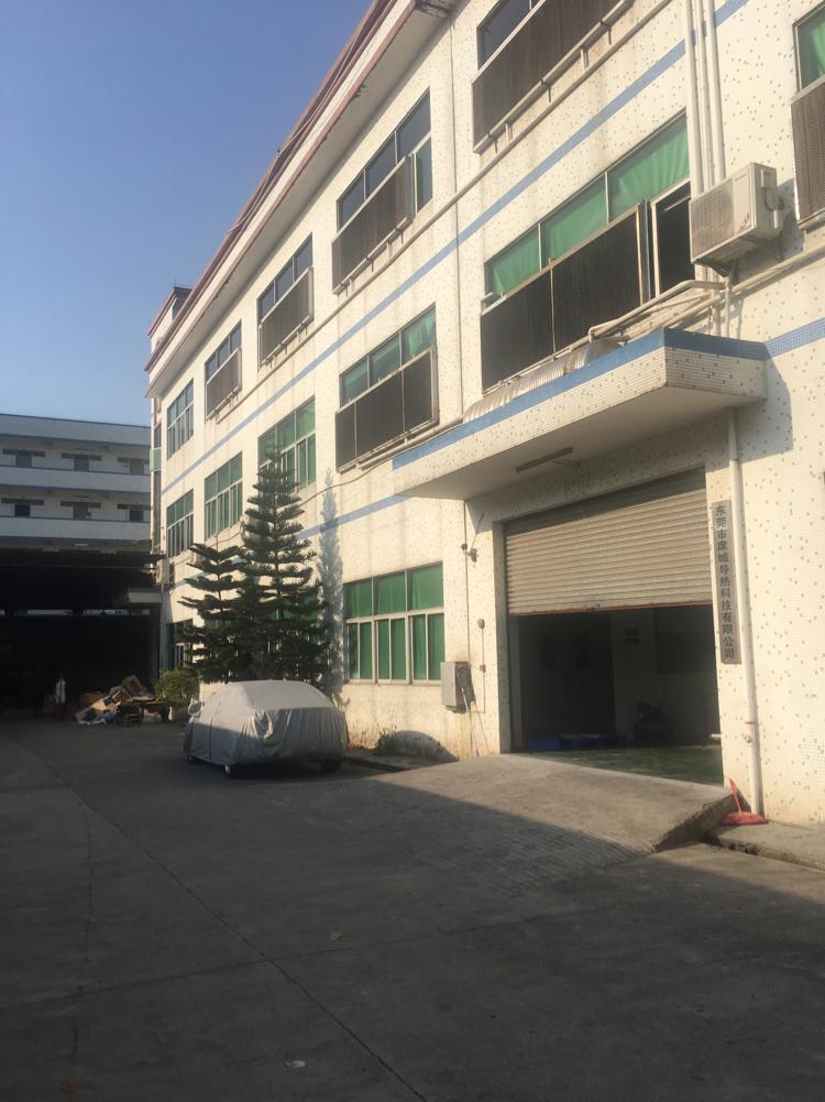 常平土塘工业区新出2楼2000平方带办公室豪华装修