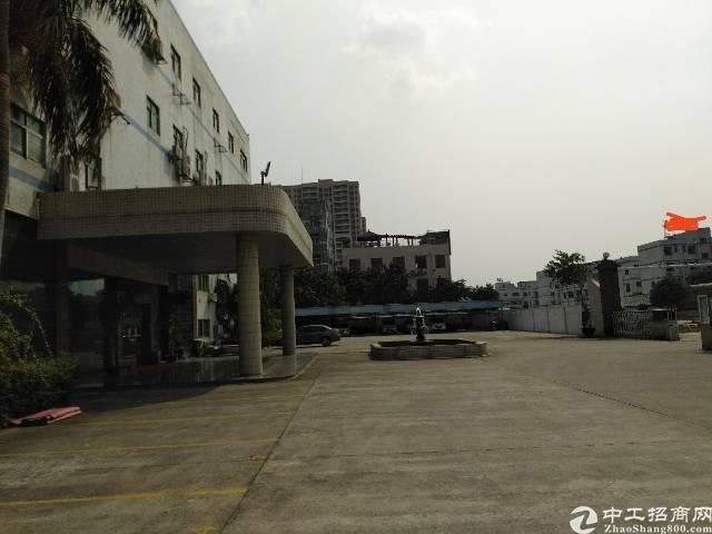 公明南光高速出口处新出独门独院厂房56448平方厂房,-图7