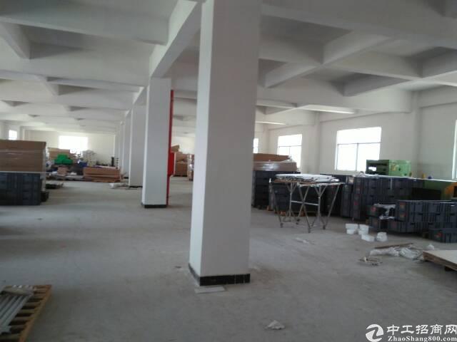 清溪镇标准厂房二楼860平米
