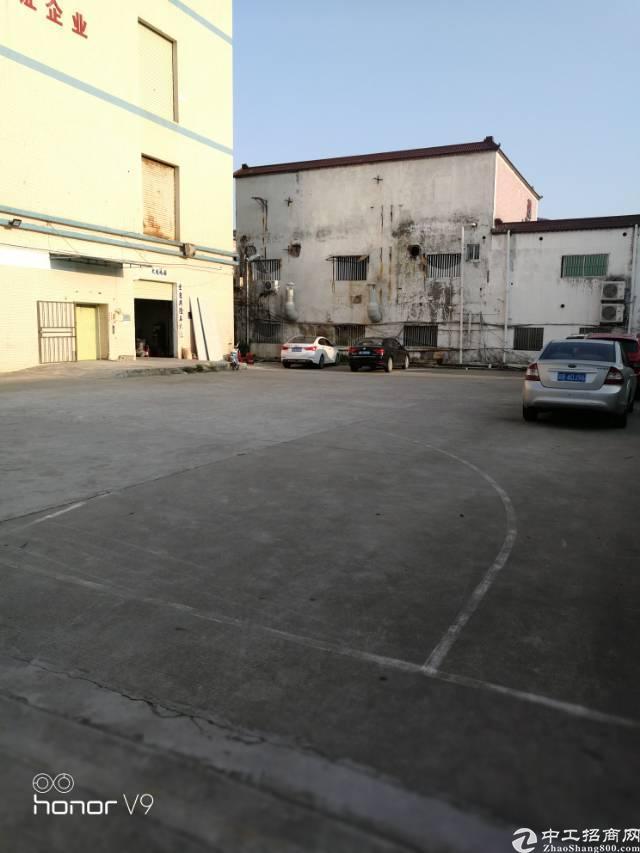 碧岭工业区滴水7米钢构440平