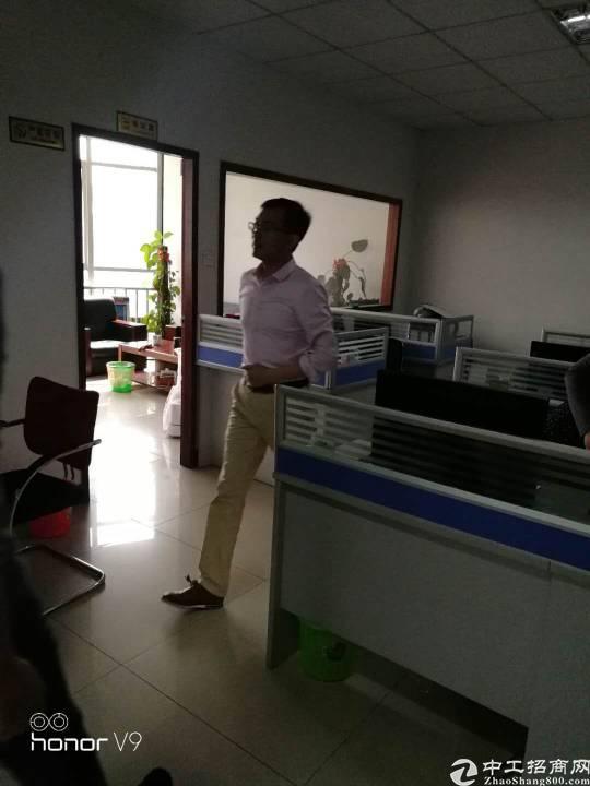 福永地铁口楼上1200带装修厂房出租-图2