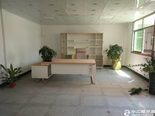 虎门沿江高速出入口新出九成新独院厂房1-4层20000平方-图4