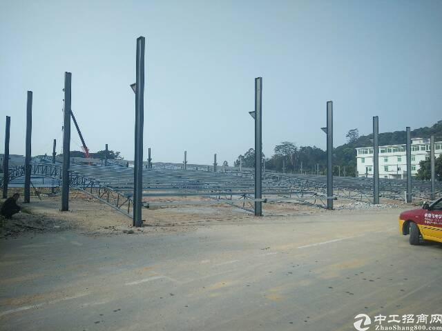 惠阳新圩21000平方钢构
