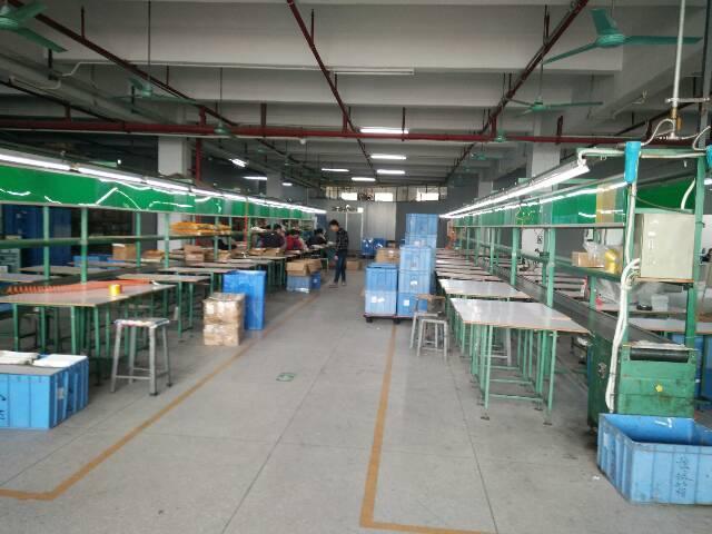 重工业注塑厂房转让2800平