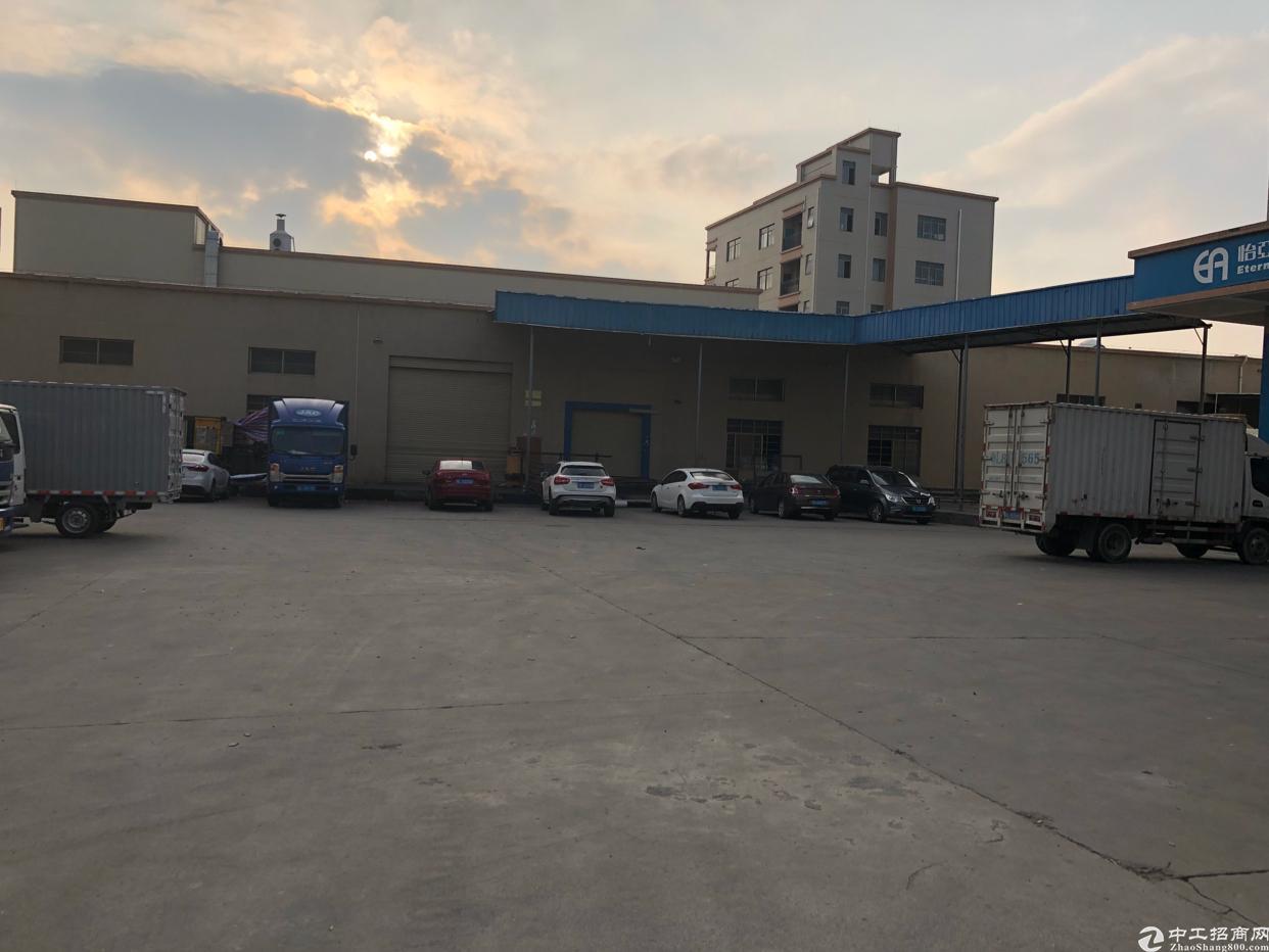 惠城3栋镇惠南大道边2600平米钢构出租