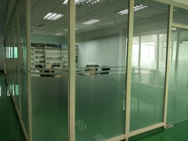 沙井大王山二工业区楼上一整层带精装修实际面积1000平方出租-图9