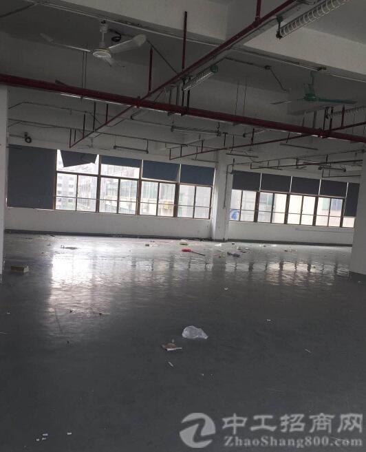 出租沙井宝安大道附近整层楼上2500平米带装修厂房-图2