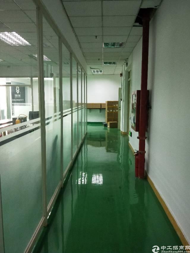 沙井大王山二工业区楼上一整层带精装修实际面积1000平方出租-图8