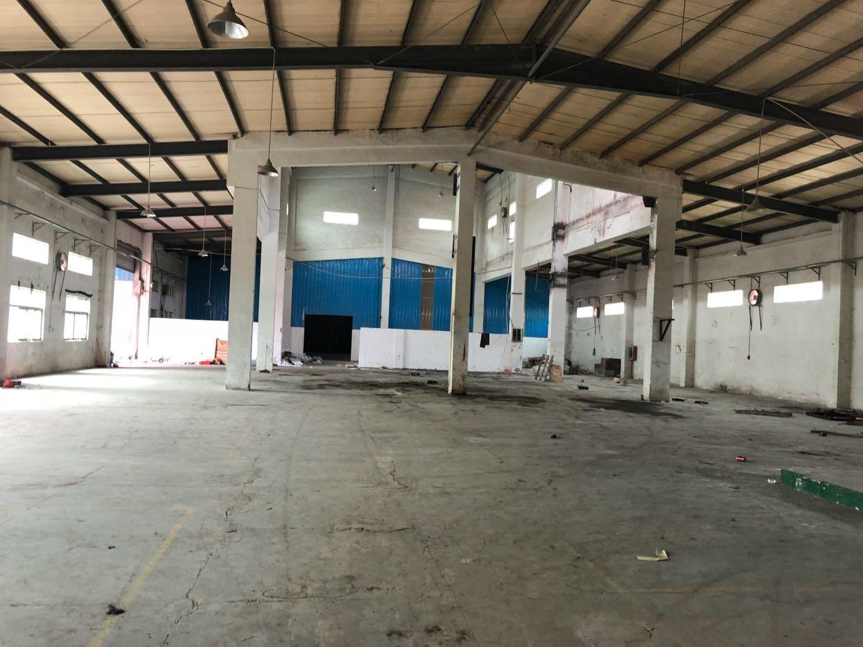 惠阳秋长钢构独院4000平米出租