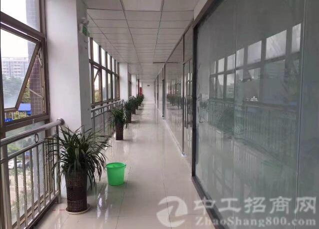 出租沙井宝安大道附近整层楼上2500平米带装修厂房-图3
