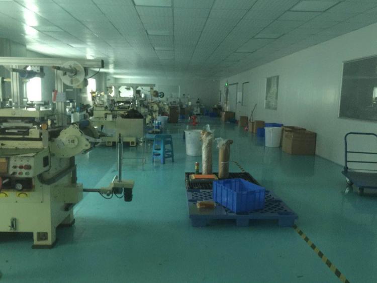 东莞市寮步镇原房东出租二楼1500平方有装修有地坪漆