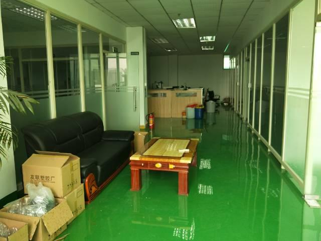 沙井大王山二工业区楼上一整层带精装修实际面积1000平方出租-图5