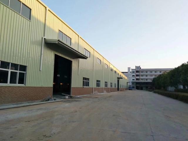 清溪镇浮岗村业主新建钢结构厂房2000平方出租