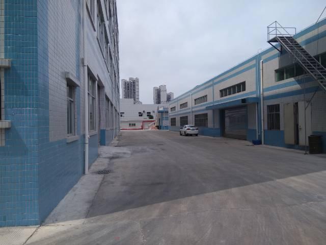 惠州新出精装标准厂房2600平,原房东独院,空地大