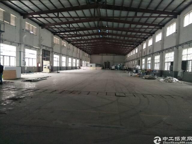洪梅分租独栋单一层厂房