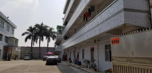 工业区3层4800独门独院标准厂房出租