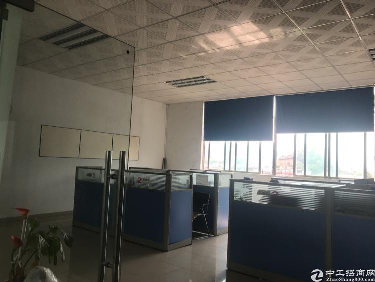 龙华福龙路出口孵化器园区招租1400平