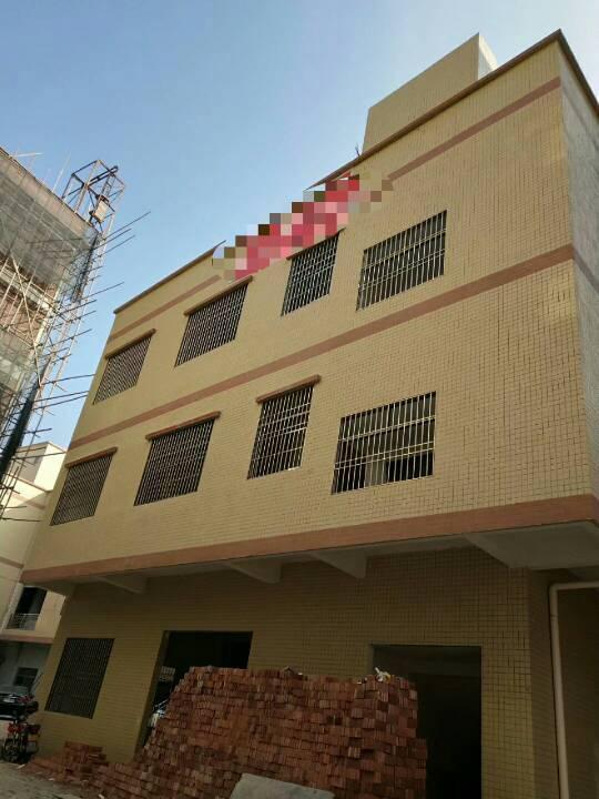 惠阳秋长白石独栋标准厂房1200平米低价招租