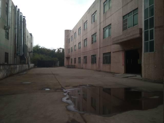 惠州新出精装独院标准厂房一栋1000平方,现房