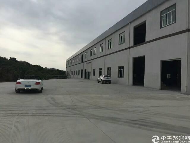 惠州惠阳新圩约场博深高速5公里新出钢构独院11800平方出租-图5